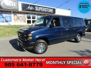 2011 Ford Econoline 150 XL  8 PASSENGER REAR AIR REMOTE POWER GR