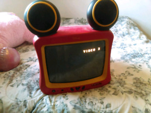 Mickey Mouse Tube Tv