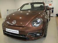 2016 Volkswagen Beetle Cabriolet 1.4 Tsi Left hand drive lhd