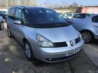 Renault Espace 2.2 Dynamique,AUTOMATIC,DIESEL,ONLY 48,OOO MILES