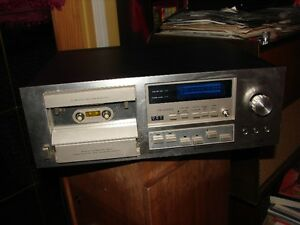 Mint Condition Pioneer CT-F800 3 HEAD Player / Recorder