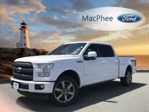 2017 Ford F-150 Lariat  - Navigation - Sunroof