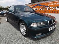 BMW M3 3.2i Evolution convertible green classic