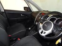 2014 64 KIA VENGA 1.6 2 5D AUTO 123 BHP