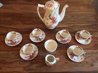 Full Royal Doulton Sherborne Tea Set