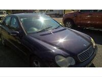 Mercedes C320 Lpg