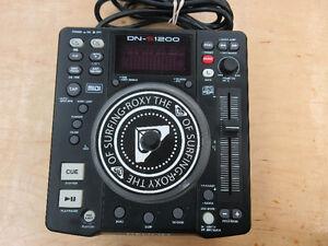 **WITH USB** Denon DJ DN-S1200 Compact Portable CD/MP3 Player