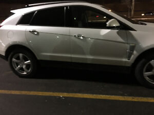 2012 Cadillac SRX Luxury SUV, Crossover