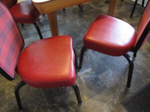 Gasser Kitchen Chairs