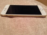 iPhone 6 Gold 16GB Mint Condition