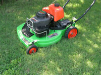 WANTED DEAD OR ALIVE!!!!! COMMERCIAL LAWNBOY & TORO LAWNMOWERS