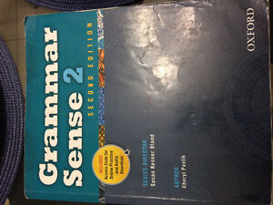 Grammar sense 2, interactions reading and pathways 2 London Ontario image 1