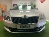2017 17 SKODA SUPERB 2.0 SE BUSINESS TDI 5D 148 BHP DIESEL