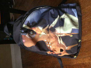 Givenchy Womens Bambi Backpack