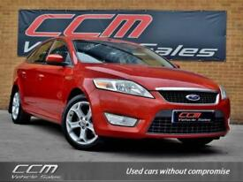 Ford Mondeo 1.8 TDCi Zetec A/C 5DR 2007 + FULL HISTORY + WARRANTY + TWO KEYS +