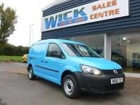 2010 Volkswagen CADDY MAXI C20 1.6 TDI 102 Van *A/C* Manual Small Van