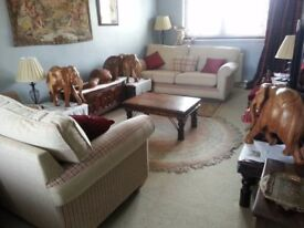 Furnished Room to Let (House Share)