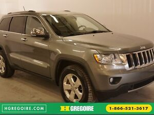 2011 Jeep Grand Cherokee Limited TOIT NAV