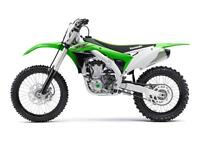KAWASAKI KXF 450 2017 EFI MX MOTOCROSS BIKE NEW @ RPM OFFROAD