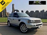 2006 Land Rover Range Rover Sport HSE 2.7TD V6 auto **Rear DVD - Upgrade Wheels*