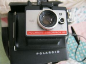 POLAROID COLORPACK 80 LAND CAMERA