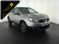 2012 NISSAN QASHQAI N-TEC + IS 1 OWNER SERVICE HISTORY FINANCE PX
