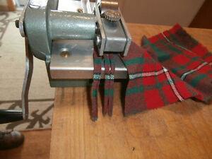 Rug Hooking Cutter Fraser 500-1 #5 Blade