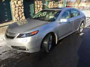 2012 Acura TL AWD Elite, Every Option, Immaculately Maintained