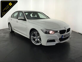 2013 BMW 320D M SPORT 4 DOOR SALOON 184 BHP 1 OWNER BMW SERVICE HISTORY FINANCE