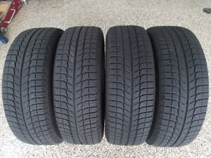 Michelin X-ice3 Winter Tires 215/60r16 - Excellent Condition