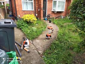 Cheap gardener East London
