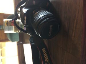 Canon Rebel EOS Xsi