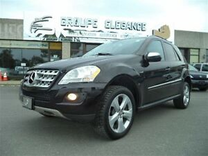 Mercedes-Benz M-Class ML320 BLUETEC-AWD-CUIR-TOIT 2009