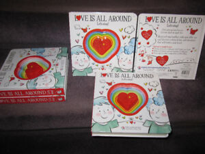 Love is all Around, Let's Sing - Illustrated Sound Book, New, $5