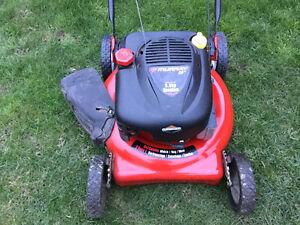 "20"" Murray 5.5 hp  lawn mower"