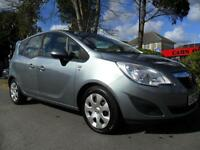 VAUXHALL MERIVA 1.7 CDTi DIESEL AUTO 2010 ONLY 21,000 MILES COMPLETE WITH M.O.T