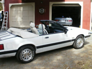 1988 Mustang LX For Sale!