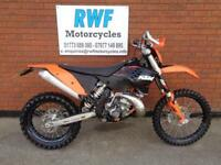 KTM EXC 200, 2009 MODEL, LOTS OF EXTRAS, 3126 MILES & 166 HOURS, 12 MONTHS MOT