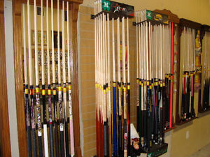 BILLIARD SURPLUS - CLEARANCE CENTRE - KITCHENER!!! CUE CASES Kitchener / Waterloo Kitchener Area image 5