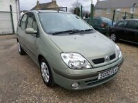 Renault Scenic EXPRESSION PLUS 1.6 16V (beige) 2002