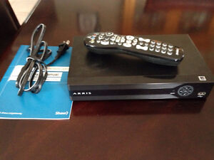 Shaw PVR Cable Box