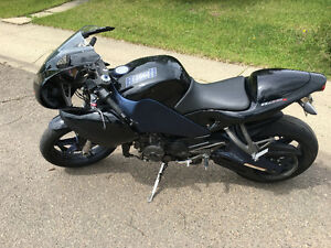Super Quick 2008 Buell 1125R ( 25th anniversary edition)