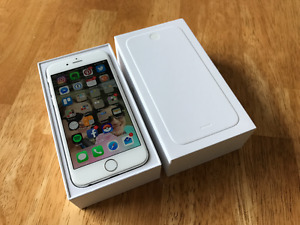 iPhone 6 - 16gb White / Silver