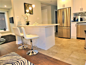 iResidence in Toronto 4B/4W fully furnished house