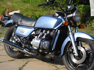 piece of  Goldwing History