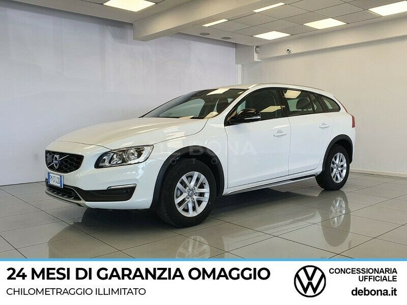 Volvo V60 Cross Country cross country 2.0 d3 business geartronic