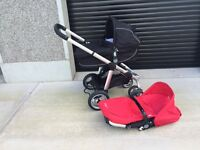 I candy Apple carry cot & push chair