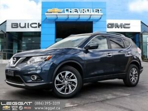 2015 Nissan Rogue SL  - Sunroof -  Leather Seats