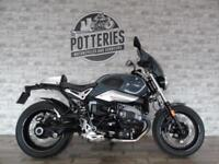 BMW R nine T Pure 2017 bike BMW SH and Loaded!