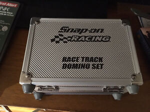 Limited edition snap on domino set